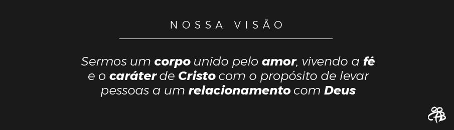 Nossa Visão - Aliança Bíblica Pio X